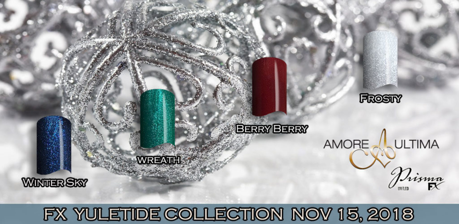 FX Yuletide Collection 2018