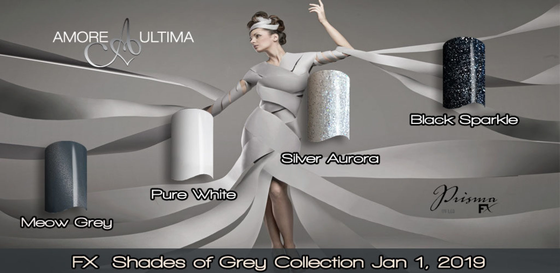 1FX Shades of Grey Collection 2019
